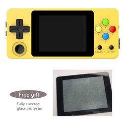 Опт Тони система LDK игровой автомат Мини Портативная игровая приставка Ретро Классические игры 2.6 дюймовый экран 16 ГБ MP3 MP4 Видео плеер идеальный подарок