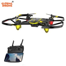 $enCountryForm.capitalKeyWord NZ - Global Drone GW66 Mini Quadrocopter RC Helicopter Altitude Hold Toys for Kids FPV Drones for Beginner Micro Dron with Camera