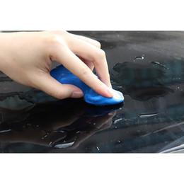 $enCountryForm.capitalKeyWord Australia - 4 pieces   box Car Wash Magic Clay Bar Super Auto Detailing Clean Clay Car Clean Tools Magic Mud Cleaner With Towel