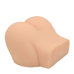 Man Big Anal Toys Australia - Male Masturbator 3D Solid Silicone Real Sex Doll, Big Ass Realistic Vagina Anal Sex Toys For Men