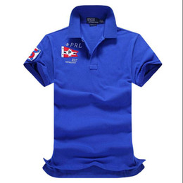 927dc25b5 Polo sPort green online shopping - Summer Hot Sale Polo Shirt USA American  Flag Brand Polos