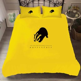 twin bedding sets for adults 2019 - A Bedding Set 3D Printed Duvet Cover Bed Set Space Textiles for Adults Bedclothes with Pillowcase #HLBT026 cheap twin be