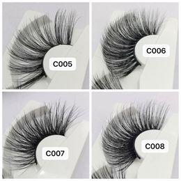 $enCountryForm.capitalKeyWord Australia - 27-30mm 5D Water Mink False Eyelashes 16 models 2019 Women's New Models for Choose EXTRA Long Cross Eyelashes Thick Exaggerated Hot Sale 5-8
