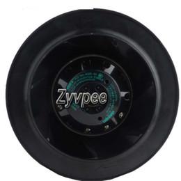 Ebmpapst fans online shopping - ebmPAPST mm R2E190 AO26 V A W CFM RPM dBA uF Ball Bearing CLASS B IP44 AC Fan R2E190 A026