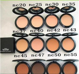 $enCountryForm.capitalKeyWord Australia - New Foundation Brand Makeup Studio Fix Powder Cake Easy to Wear Face Powder Blot Pressed Powder Sun Block Foundation 15g DHL