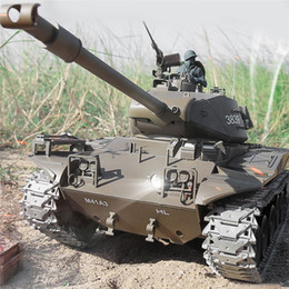 remote toys for sale Australia - Hot sales Heng Long 1 16 3839-1 2.4G Remote Control Tank Toy U.S. M41A3 Wacker BulldogRadio control RC Battle Tank For Kids