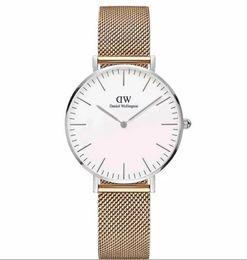 $enCountryForm.capitalKeyWord Australia - New Year Gifts Luxury Women Quartz Watch 32MM Milan Watches and Jewelry Bracelets Fashion Lady Elegant Clock D-W Christmas with original box