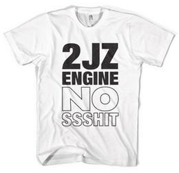 car shirts wholesale 2019 - 2018 Fashion Hot Sale Japanese Classic Legend Car 2Jz Tee Fast Furious Tokyo Drift Cars Jdm T Shirt cheap car shirts who