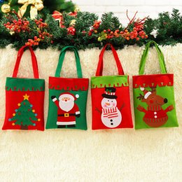 $enCountryForm.capitalKeyWord NZ - Christmas gift bags, gift bags, decorations, reusable tote bags or shopping for holiday decoration, long ring handles