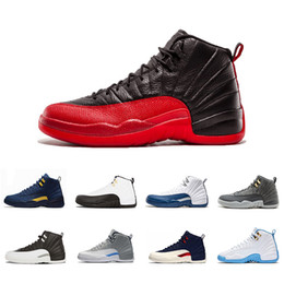 $enCountryForm.capitalKeyWord Australia - [With sport watch] Mens Basketball Shoes Air XII 12 Men Women 12s Flu Game French Blue The Master Gym Red Taxi Playoffs Sport Shoes