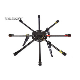 Aerial Fiber Australia - TATOR-RC IRON MAN 1000mm 8 Aix Carbon Fiber Octocopter TL100B01 Multi Copter for Aerial RC FPV Photography