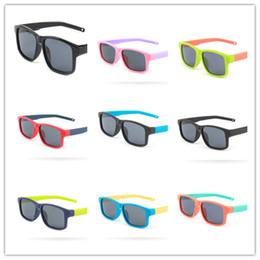 c3b0520e7137 Kids Polarized Sunglasses Sports Fashion For Boys And Girls Mirrored Lens