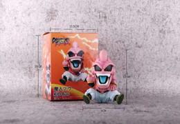 $enCountryForm.capitalKeyWord NZ - Dragon Ball Hero series Super Saiyan Son Goku Buu Evil Fun Vertical Middle Finger Boxed Hand Male peripheral doll model toy Mini statue