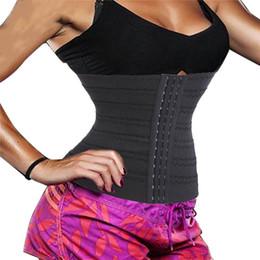 5df8ae7f84 Polyester Waist Trainer Women Mens Waist Trimmer Sport Fitness Tummy  Control Corset Body Shaper Belt Support shaper