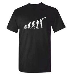Evolução dos homens De Basquete T Shirt-Preto Bola Cesta TShirt Jersey clothing Camisetas de Impressão Engraçado T-Shirt Hipster Verão Top Tee venda por atacado