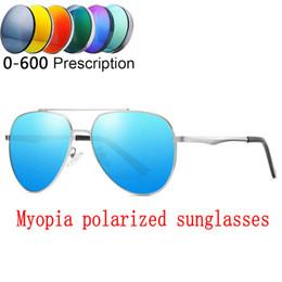 706f455110 2019 NEW men women polarized sunglasses Custom Made Myopia Minus  Prescription Lens -1 .0 to -4.0 Men s Driving Goggles FML