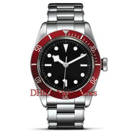 $enCountryForm.capitalKeyWord Australia - Luxury Mens Watches M79230B-0008 41mm 316L Stainless Steel Mehcanical 8215 Automatic Watch Sapphire Diver Swim Wristwatches montre de luxe