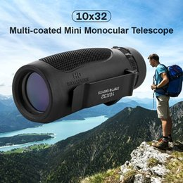 $enCountryForm.capitalKeyWord NZ - 10x32 Monocular Telescope High Power Multi-coated Monocular Scope Telescope for Bird Watching Hiking Camping Concert