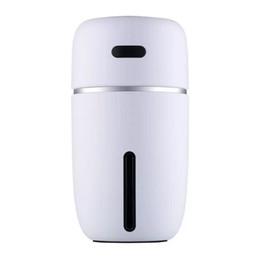 Ingrosso Mini umidificatore USB Mini diffusore di aromi LED diffusore di aromaterapia per olio essenziale per auto vaporizzatore d'aria LED H137