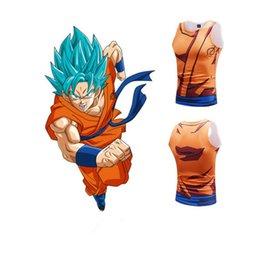 $enCountryForm.capitalKeyWord Australia - Men Z Tank Tops Son Goku Vegeta Bodybuilding Vest Sleeveless Shirt Summer Clothes Homme Dragonball Tee