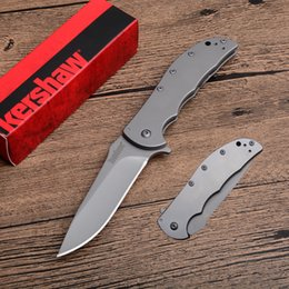 $enCountryForm.capitalKeyWord Australia - Free DHL 2019 Kershaw 3655 Flipper Assisted Opening Folding Tactical Knife 8Cr13MOV Blade Outdoor Survival Knives EDC Pocket Tools P928F