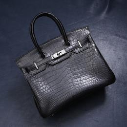 $enCountryForm.capitalKeyWord NZ - Elegant2019 Abdominal Crocodile Skin Classic Fund Lady Of Quality Package Ma'am Lock Catch Hand Bag Multicolor