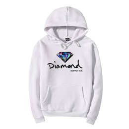 DiamonD hooDies for men online shopping - Diamond Hoodie for Men Women Brand Casual Sweatshirt with Letter Printing Autumn Winter Streetwear Style Hoodies Color S XL