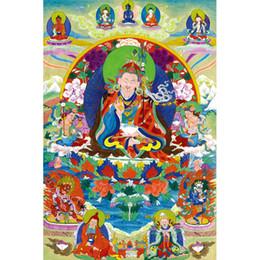 Color Diy Painting Australia - Color Buddha 5D Diy Diamond Painting, Cross Stitch Diy Diamond Embroidery Home Decoration Rhinestone Painting Mosaic Gift