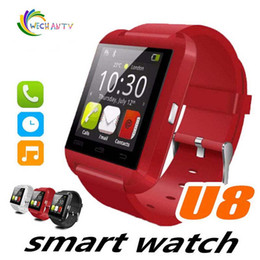 $enCountryForm.capitalKeyWord UK - U8 Bluetooth Smart Watch Passometer Altimeter Music Player Wrist Watch Remote Control Photography Sports Watch