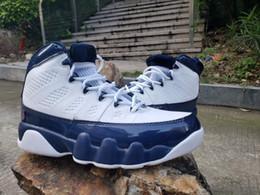 Klassische 9 unc Bred Männer Basketball Schuhe IV Traum Anthrazit Universität Sportschuhe City Of Flight Club Sneaker Top Qualität Leichtathletik