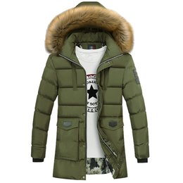 $enCountryForm.capitalKeyWord Australia - Men's Winter Fur Collar Down Parka Thick Warm Men Long Padded Jacket Puffer Hooded Coat Homme Chaquetas Hombre Plus Size 4XL