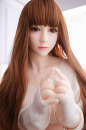 Realistic life size japanese dolls online shopping - Real sex doll silicone love dolls life size japanese male sex dolls soft breast realistic silicon doll sex toys for men
