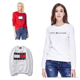 Pin hooks online shopping - 2019 winter fashion women s print casual long sleeve hoodie pin hook print high quality hoodie black and white O collar top
