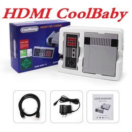 Free Hd Games Australia - Free DHL Coolbaby HD HDMI Out Retro Classic Game TV Video Handheld Console Entertainment System Classic Games