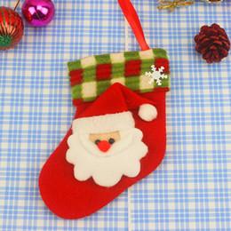 $enCountryForm.capitalKeyWord Australia - Christmas Stockings Gift Bags Decorative Santa Sock Ornament Decoration Candy Decor Christmas Tree Hanging Accessories Reindeer Party Eve