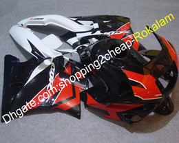 Honda Cbr F2 Red Fairings Australia - Moto Bodywork Parts For Honda Fairings CBR600 CBR 600 F2 1991-1994 600F2 CBR-600F2 91 92 93 94 Red Black White Fairing Kit