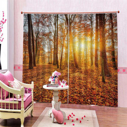 $enCountryForm.capitalKeyWord UK - Beautiful Dream Forest View Custom Living Room Bedroom Beautifully Decorated Curtain