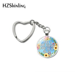 faith plates NZ - Bible Verse Heart Keychain Proverb Jewelry Charm Pendant Faith Christian Gift Fashion Accessories Quote Bag Car Holder Keyring
