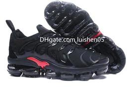 Infant Camo Australia - 2019 Chaussures Air Kids Tn Plus Casual shoes Infant big boys girl Camo Black White Sports Sneakers Run plus TN Designer Shoes vc00cv1