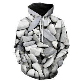 men stone NZ - Fashion Color Stone Hooides Teen Autumn Winter Sweatshirt Men Hip Hop Street Costume Hoody Man Clothing Size S-6XL girl hoodie