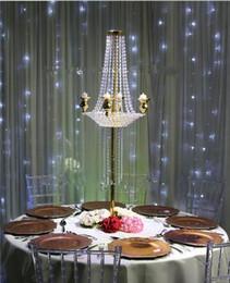 $enCountryForm.capitalKeyWord Australia - Wholesale Candelabra Flower Stand Wedding Centerpieces for Wedding Table Decoration