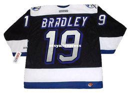 $enCountryForm.capitalKeyWord Australia - custom Mens BRIAN BRADLEY Tampa Bay Lightning 1993 CCM Jerseys Cheap Retro Hockey Jersey