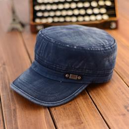 802b3229133 Cadet Hats Australia - Unisex Women Men Classic Adjustable Army Plain Hat  Cadet Military Baseball Hat