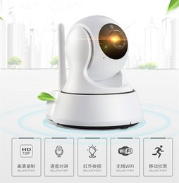 $enCountryForm.capitalKeyWord Australia - Wireless surveillance camera wifi remote intelligent network hd night vision 720P head-shaking machine