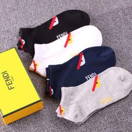 $enCountryForm.capitalKeyWord NZ - 4pairs Quick Dry Sport Socks Summer Outdoor Thin Boat Socks Sock Slippers Men Women Running calze ciclismo