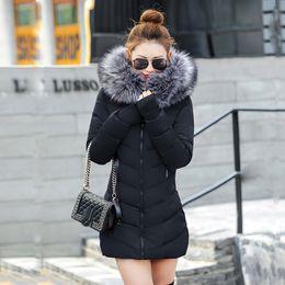 $enCountryForm.capitalKeyWord NZ - chaqueta mujer Women Down Jacket New 2018 Winter Jacket Women Thick Snow Wear Winter Coat Lady Clothing Female Jackets Parkas