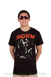 rowing t shirts NZ - Skid Row Skid Row Double Extra Large Brand New Unisex T-shirt 1397 Homme Men Funny