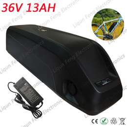 $enCountryForm.capitalKeyWord Australia - Free Customs No Tax New Hailong 36V 13Ah Electric Bike Lithium Scooter Battery 500W E-Bike Battery with 20A BMS 42V 2A Charger.