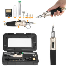 Electric Temperature Soldering Iron Tip Kit Welding Solder Needle Point Tips Pencil Repair Tool from reballing rework station suppliers