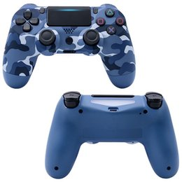 $enCountryForm.capitalKeyWord Australia - top colorful Wireless Bluetooth Controller for PS4 Vibration Joystick Gamepad Game Controller High speed operation for Sony Play Station